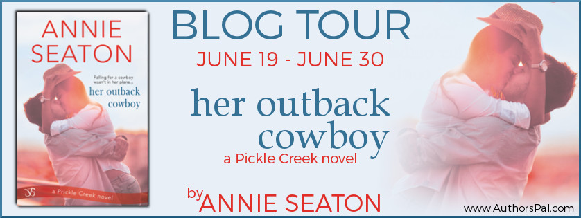 Her Outback Cowboy by Annie Seaton – Promo + Giveaway