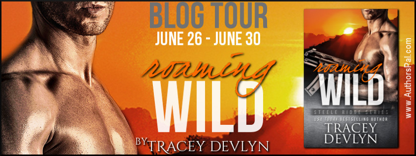 Roaming Wild by Tracey Devlyn – Promo + FitBit Flex & Goodies Giveaway