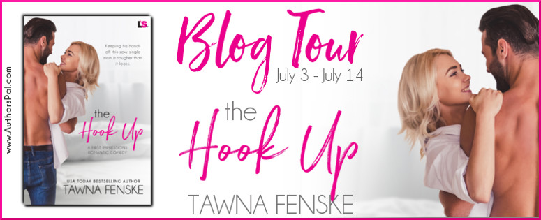 The Hook Up by Tawna Fenske